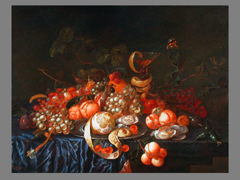 Hampel  Jan de Heem,  1603 - 1659
