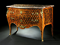 Hampel Louis XV-Kommode
