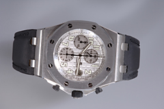 Hampel AUDEMARS PIGUET ROYAL OAK �OFF SHORE� HERRENARMBANDUHR