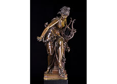 Hampel Albert Ernest Carrier-Belleuse  1824 Anizy-le-Ch�teau, 1887 S�vres