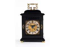 Hampel Bracket Clock
