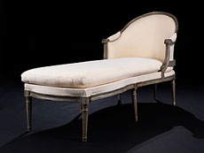 Hampel  Louis XVI-Chaiselongue
