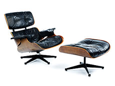 Hampel  Charles Eames,  1907 - 1978 und  Ray Eames,  1912 - 1988 New York