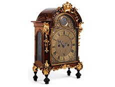 Hampel Bracket-Clock von Josephus Pryor