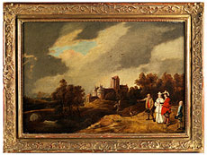 Hampel David Teniers, <br />1610 - 1690, in der Art von