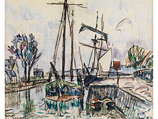 Hampel  Paul Signac,  