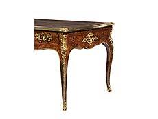 Detail images: Großes Louis XV-Bureau plat