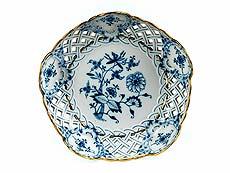 Detail images: Meissener Porzellan-Tafelaufsatzschale