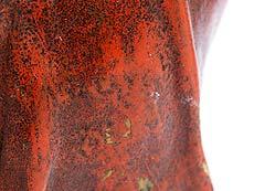 Detail images: Wiener Bronze einer exotischen Tänzerin