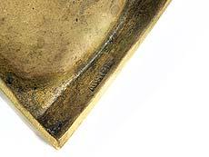 Detail images: Aschenbecher mit orientalischen Figuren