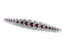 Detailabbildung: Rubin-Diamant-Stabbrosche