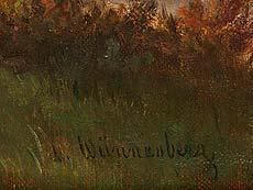 Detailabbildung: Carl Wünnenberg, 1850 Uerdingen – 1929 Kassel