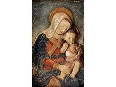 Detail images: Antonio Rosselino, 1427 Settignano – 1479/81 Florenz, zug.