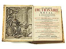 Detail images: Wörterbuch von François Pomai