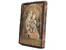 Detail images: Antonio Rosselino, 1427 Settignano – 1479/81 Florenz, Werkstatt des