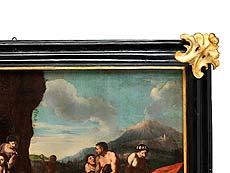 Detail images: Meister aus dem Umkreis von Johann Heiss (1640-1704) und Johann von Spillenberger (1628-1679)