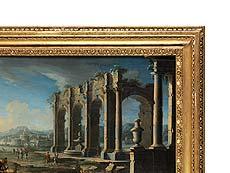 Detail images: Gennaro Mascacotta Greco, 1663 Neapel – 1714, zug.