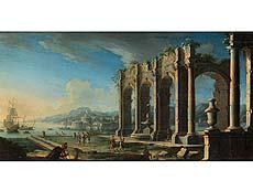 Detailabbildung: Gennaro Mascacotta Greco, 1663 Neapel – 1714, zug.