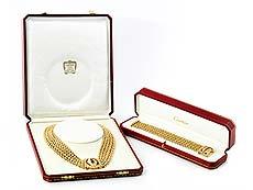 Detail images: Collier und Armband Penelope von Cartier