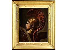 Detail images: Jacques Louis David, 1748 - 1825, nach