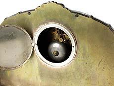Detail images: Außergewöhnliche Art déco-Kamingarnitur