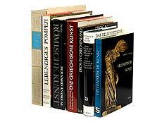 Detail images: Konvolut von 15 Büchern zum Thema Antike