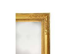 Detail images: Großer Spiegel im Empire-Stil