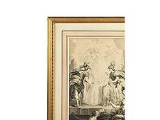 Detailabbildung: Maler des 18. Jahrhunderts