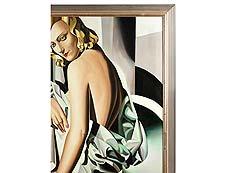 Detail images: Künstler des 20. Jahrhunderts nach Tamara Lempicka