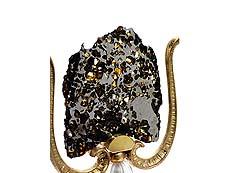 Detailabbildung: Seymchan Meteorit
