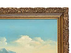 Detail images: Neapolitanischer Maler des 19. Jahrhunderts