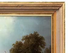 Detail images: Carl Triebel, 1823 Dessau – 1885 Wernigerode