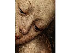 Detailabbildung: Französischer Maler der zweiten Hälfte des 15. Jahrhunderts, wohl ein Meister des Loire-Tals, Tours