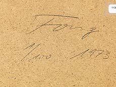 Detail images: Y. Fongi, 1936 – 2012