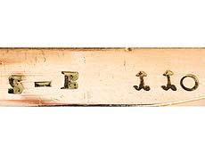 Detail images: Feine Genfer Golddose