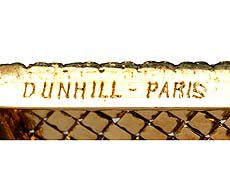 Detail images: Pariser Golddose