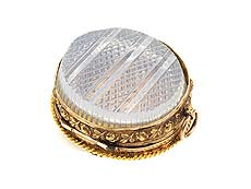 Detail images: Goldene Riechdose