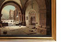 Detailabbildung: Carl Georg Adolf Hasenpflug, 1802 Berlin – 1858 Halberstadt, zug.