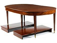 Detail images: Englischer ausziehbarer Tisch