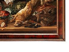 Detail images: Anton Friedrich Harms, 1695 Braunschweig – 1745 Kassel