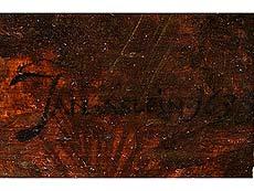 Detail images: Jan Asselyn, um 1610 Dieppe – 1652 Amsterdam