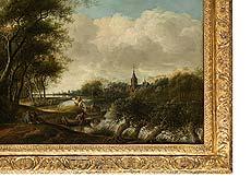 Detail images: Anthony Jansz van der Croos, 1606 Alkmaar – um 1665 Den Haag