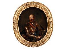 Detailabbildung: Polnischer Hofmaler des 18. Jahrhunderts