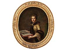 Detail images: Polnischer Hofmaler des 18. Jahrhunderts
