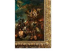 Detail images: Frans Francken d. J., 1581 Antwerpen – 1642 ebenda