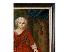 Detailabbildung: Preußischer Hofmaler des 18. Jahrhunderts