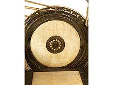 Detail images: Armlehnstuhl von Carlo Bugatti, 1856 Mailand - 1940 Molsheim