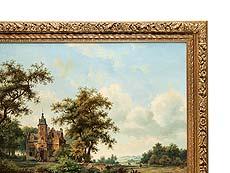 Detailabbildung: Frederik Marianus Kruseman, 1816 Haarlem – 1882 Brüssel