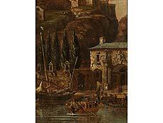 Detail images: Abraham Jansz Storck, um 1635 Amsterdam – 1710 ebenda