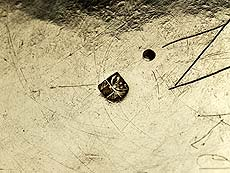 Detail images: Barocker Vermeil-Humpen